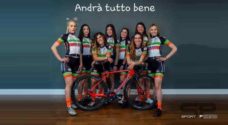 Le ragazze della Born to Win più forti dell'ostacolo Coronavirus: #andratuttobene!