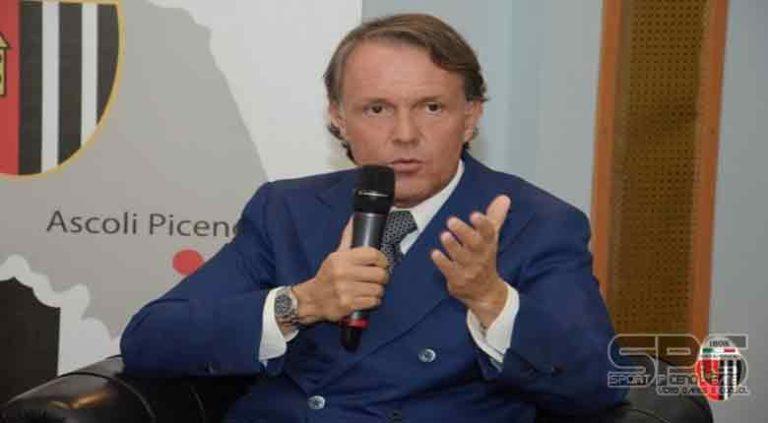 Ascoli Calcio,CdA: Di Maso Vice Presidente vicario con deleghe a marketing, commerciale, area tecnica.