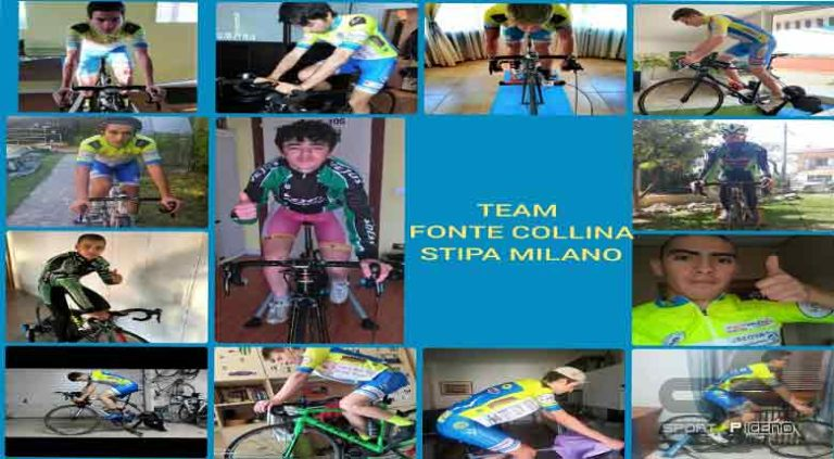 Cycling Team Fonte Collina-Stipa Milano in stand-by nella speranza di rimettersi presto in sella!