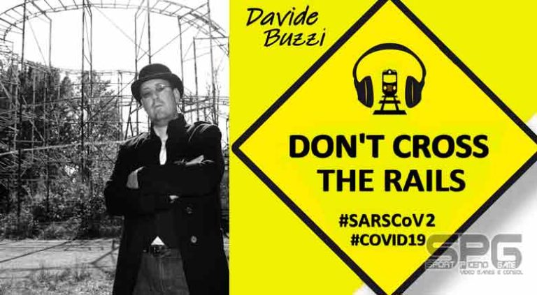"DAVIDE BUZZI, ""DON'T CROSS THE RAILS"""