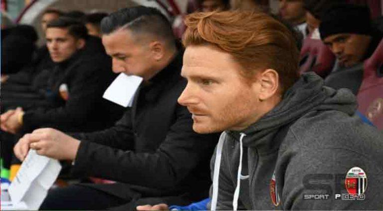 Ascoli Calcio, Guillermo Abascal nuovo tecnico della prima squadra.