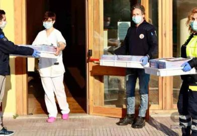 """""""Una Margherita per un Sorriso"""", donate 250 pizze alle case di riposo"""