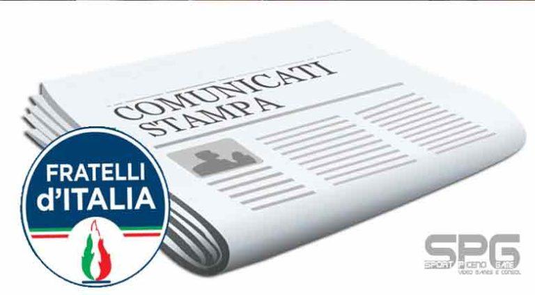 comunicato stampa Fratelli d'Italia del 24 aprile 2020