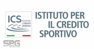 Credito Sportivo, Da Lunedì Le Domande Per I Mutui Liquidità