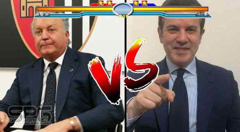 Prosegue la discussione a distanza tra il Patron Pulcinelli e il giornalista Pedullà.
