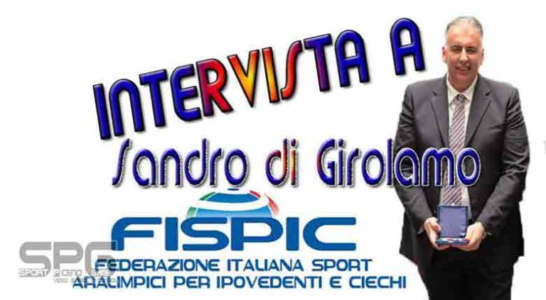 intervista al PRESIDENTE,  FISPIC,  Sandro Di Girolamo