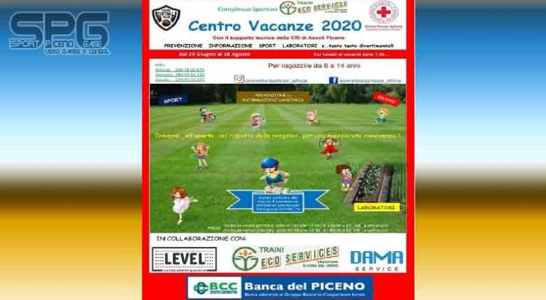 CENTRO VACANZE ALL'ECOSERVICES