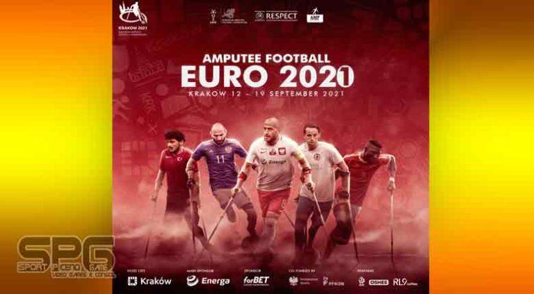 Calcio amputati: Europei di Cracovia posticipati al settembre 2021