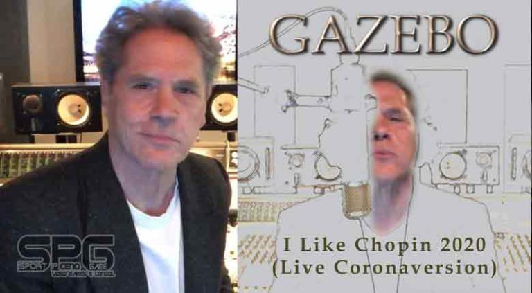 I LIKE CHOPIN 2020  (Coronaversion)  GAZEBO