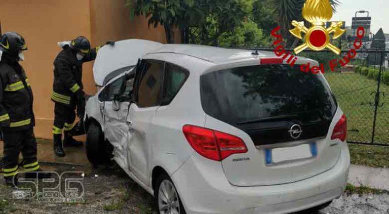 Vigili del Fuoco – Montemarciano, Incidente stradale