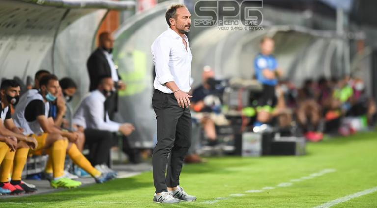 """Ascoli Calcio, Dionigi: """"Bisogna far leva sulla rabbia dei giocatori per il match di Venezia"""". Ninkovic? """"Ha fame di gol"""""""
