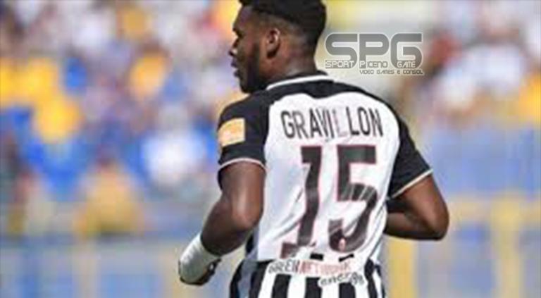 """Ascoli Calcio, Gravillon sulla squalifica """"Mio dovere di sportivo chiedere scusa a tutti"""""""