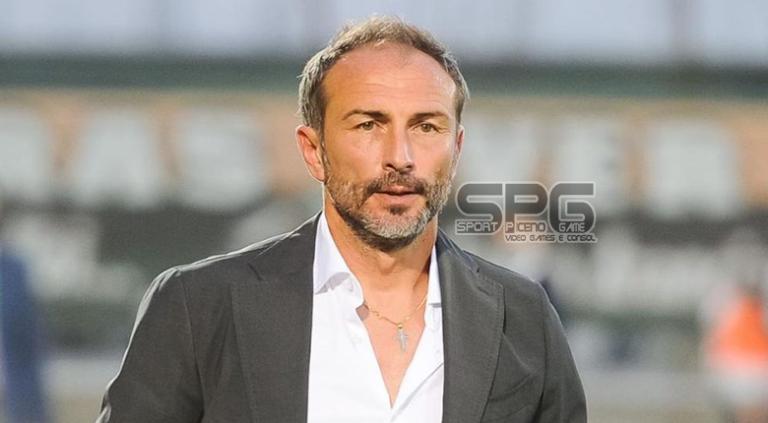 """Ascoli Calcio, Dionigi nel post Crotone: """"Ho chiesto una reazione di orgoglio"""""""