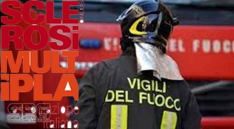 Vigili del fuoco e Aism insieme per un soccorso inclusivo nelle abitazioni