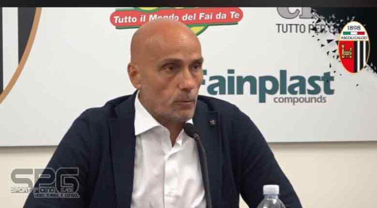 """Ascoli Calcio il Ds Bifulco"""" La Salernitana verrà ad Ascoli con il coltello tra i denti che avremo noi."""