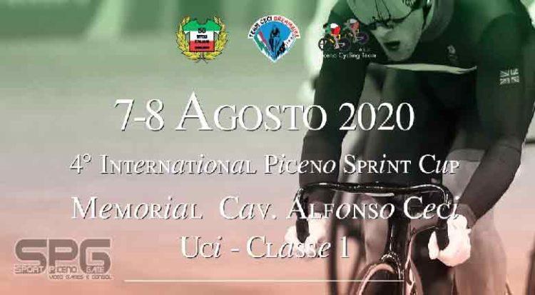Ascoli Piceno Il Grande Ciclismo Internazionale Su Pista In Memoria Del Cavalier Alfonso Ceci