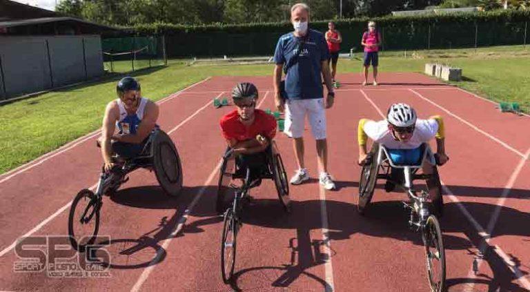 Atletica paralimpica: Codroipo da record per Gastaldi e Zani