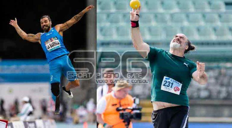 Atletica paralimpica: La Barbera e Tonetto al debutto outdoor a Savona