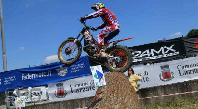 Campionato Italiano Trial: a Lazzate la stagione 2020 si apre nel segno di Grattarola