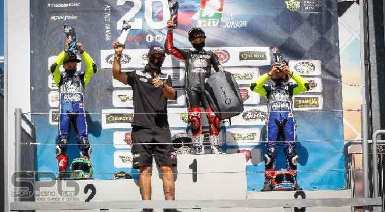 Concluso a Magione il primo round del Campionato Italiano Velocità Junior