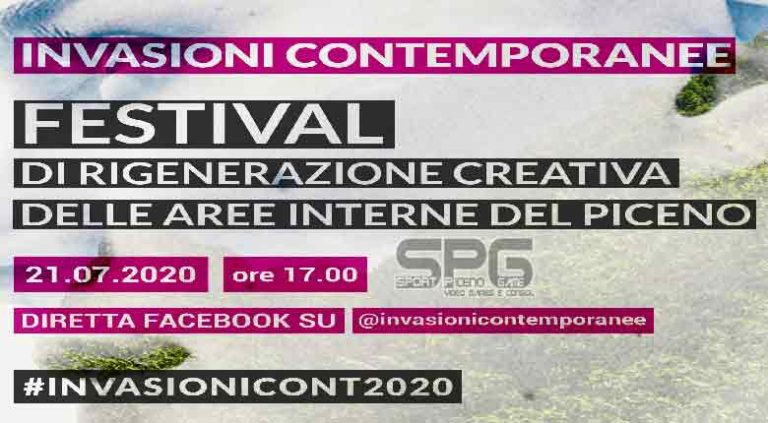 FESTIVAL INVASIONI CONTEMPORANEE 2020