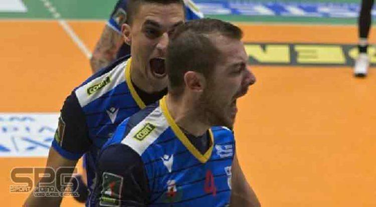 Grottazzolina riparte dal talento di Vecchi.