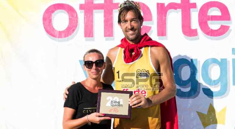 KingQueen beach volley tour 2020 – Intervista al pentacampeon Paolo Ficosecco