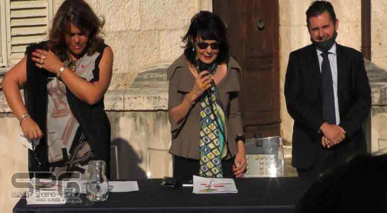 La Milanesiana. Ideata e diretta da Elisabetta Sgarbi torna a Ascoli Piceno.  Apertura della mostra L'ANIMA DELLA PIETRA GIULIANO GIULIANI