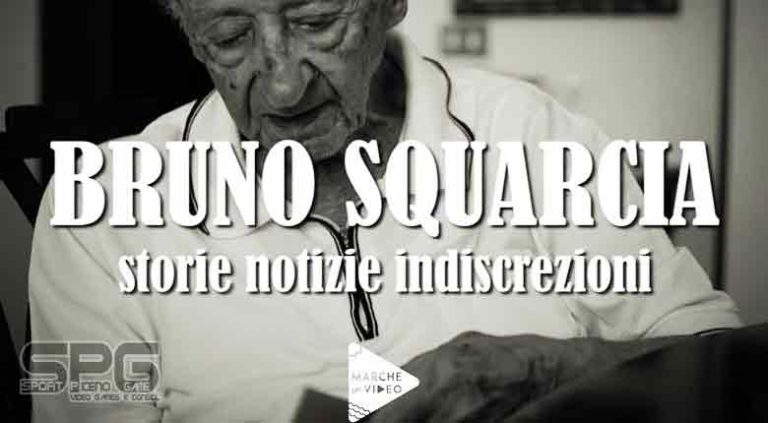 "ON-LINE LA VIDEO-INTERVISTA  ""BRUNO SQUARCIA:  STORIE, NOTIZIE, INDISCREZIONI"""