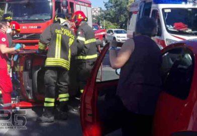 Vigili del Fuoco – Osimo, incidente stradale