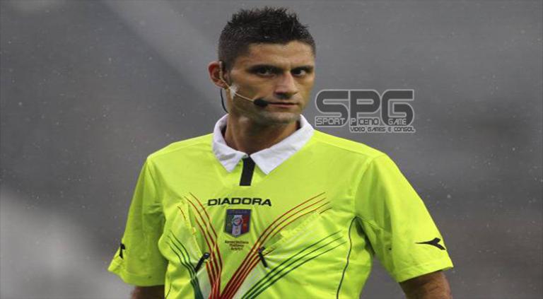 Lega B, venerdì 3 c'è Cosenza-Ascoli. Fischietto ad Abbattista di Molfetta.