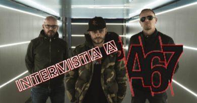 Intervista a A67 e al loro cantante Daniele Sanzone