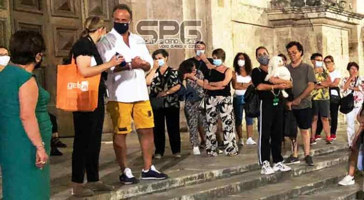 """camminata Per Sant'emidio"" Va In Archivio"