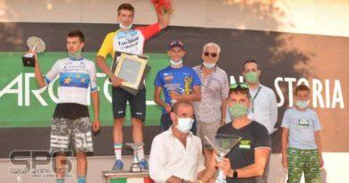 A Castelfidardo Guizzo Vincente Di Mathias Vacek Al Trofeo Garofoli Porte