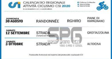 Csi Marche Tre Appuntamenti A Piane Di Rapagnano, Grottazzolina E Altidona