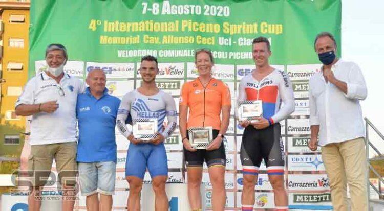 Ciclismo Su Pista International Piceno Sprint Cup
