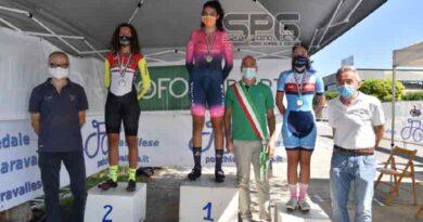 Coppa Crono Garofoli Porte Partecipazione Record A Camerata Picena Per La Cronometro Pre Campionato Europeo
