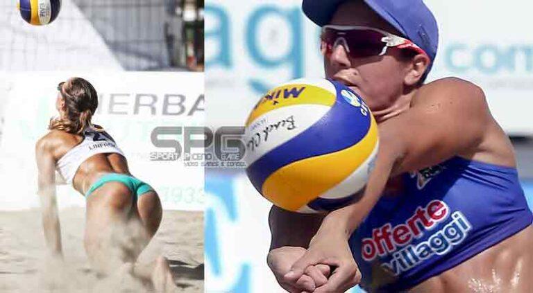 Energia 4.0 King & Queen beach volley tour Civitanova Marche Prima Giornata
