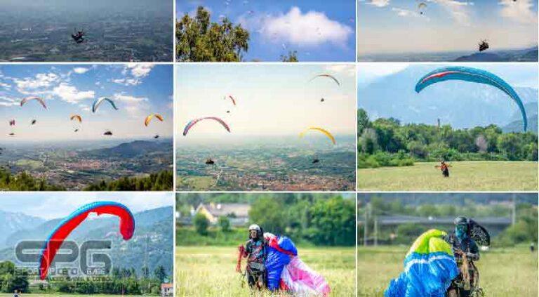 Parapendio: titolo italiano 2020 a Oberhauser. Non assegnato quello di deltaplano