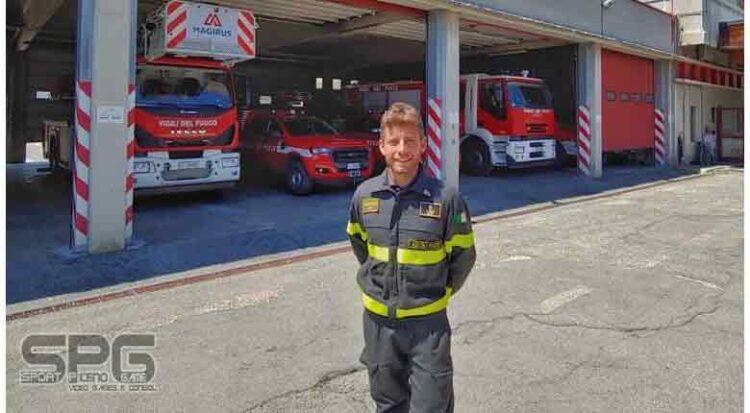 Vigili Del Fuoco, Vannarelli Nuovo Funzionario Al Comando Di Ascoli Piceno
