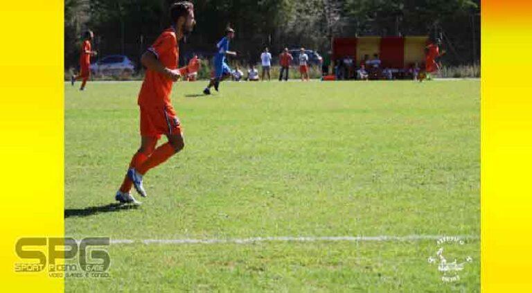 Amichevole Amatrice-Atl.Ascoli:1-3