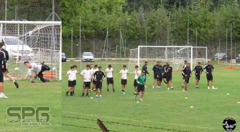 Atletico Ascoli, Aʟʟᴇɴᴀᴍᴇɴᴛᴏ ᴄᴏɴɢɪᴜɴᴛᴏ ᴄᴏɴ ʟᴀ Jᴜɴɪᴏʀᴇs
