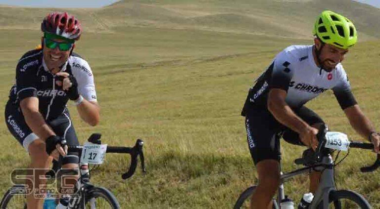 Ciclismo CSI Marche col vento in poppa: successo per la randonnèe Rghiro