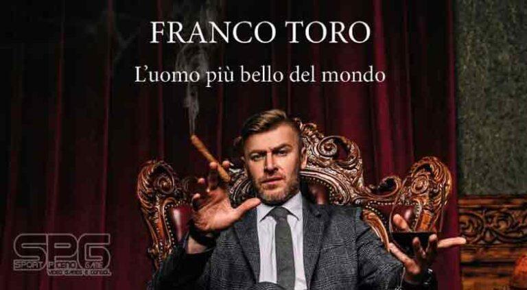 """DARIO NERON     DISPONIBILE NELLE LIBRERIE E IN DIGITALE  """"FRANCO TORO""""  IL NUOVO ROMANZO"""