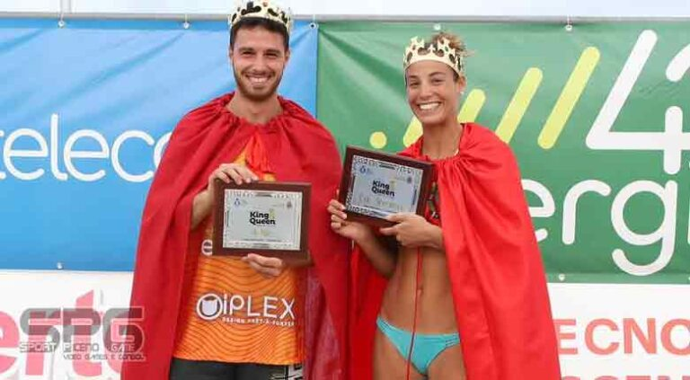 Giusto FINALE Energia 4.0 King & Queen beach volley tour 2020
