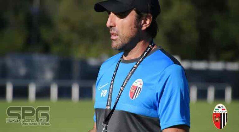 Ascoli Calcio, VALERIO BERTOTTO è e sarà l'allenatore
