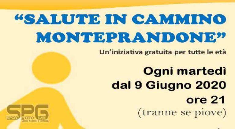 """Ogni martedì """"Salute in cammino"""" a Monteprandone"""