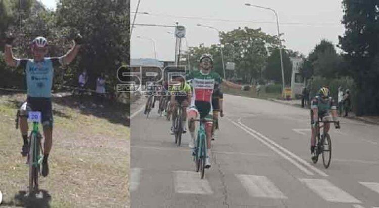 Hg Cycling Team Curti, Rapari E Carlini