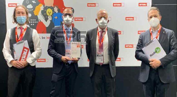 Il Gruppo Bucciarelli Si Aggiudica Il Premio Innovazione Smau 2020