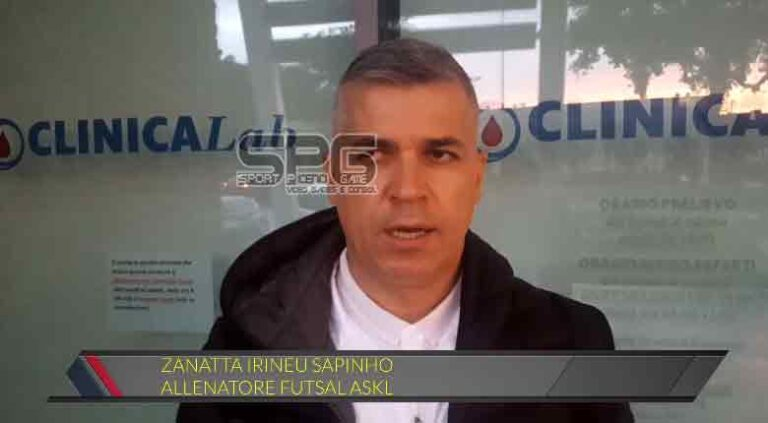 FUTSAL ASKL, MISTER SAPINHO NON È IN DISCUSSIONE
